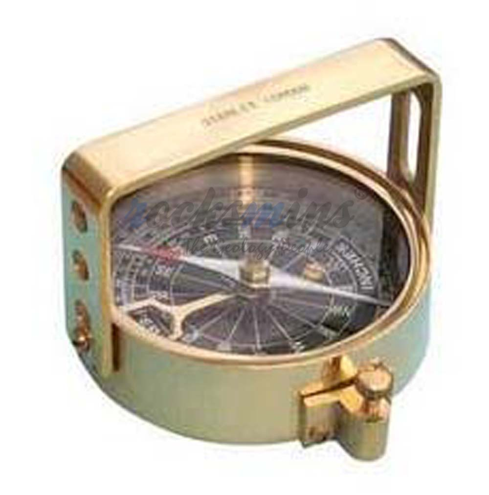 Geological Compass (Brunton & Clinometer)